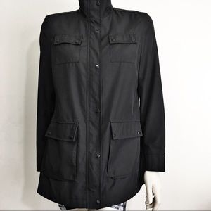 Kenneth Cole Reaction Rain Trench Coat Lining